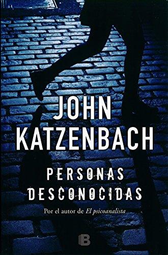 Personas desconocidas  /  By Persons Unknown (Spanish Edition)