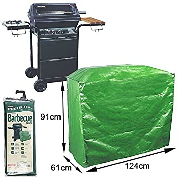 Genuino Bosmere barbacoa para hervidor de agua, carro, carro, cocina o barbacoas SuperGrill Wagon BBQ Cover (B515): Amazon.es: Hogar