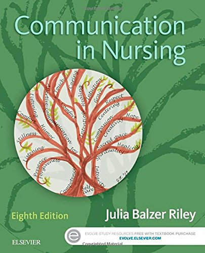 Communication in Nursing, 8e by imusti