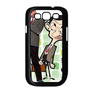 Samsug S3 9300 Black Mr Bean phone case Christmas Gifts&Gift Attractive Phone Case HLR500321474