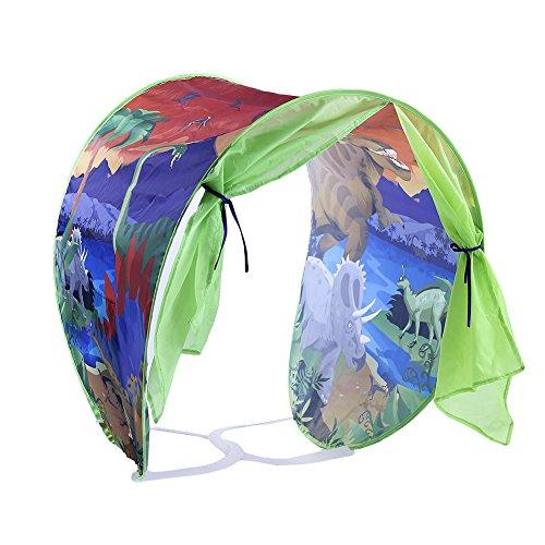 Amazon com : Magical Dream Tent Portable Kids Pop Up Bed Tent