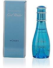 Davidoff Cool Water Woman, Eau de Toilette Spray, 1er Pack (1 x 100 ml)