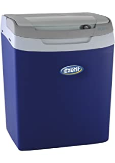 Amazon.es: EZetil E40 M 37L - Nevera portátil (12/230, Azul, Color ...