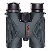 Athlon Optics , Midas , Binocular , 10 x 42 ED Roof ,