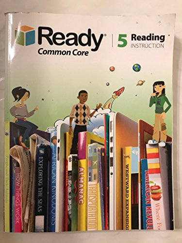 Ready Common Core 5 Reading Instruction (Grade 5)