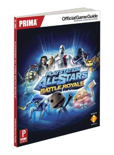 PlayStation All-Stars Battle Royale: Prima Official