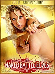 Naked Battle Elves - GOLD COMPENDIUM - Chronicles 1-5