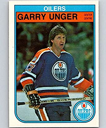 Amazon.com  1982-83 O-Pee-Chee Hockey  120 Garry Unger RC Rookie ... dc7c05673