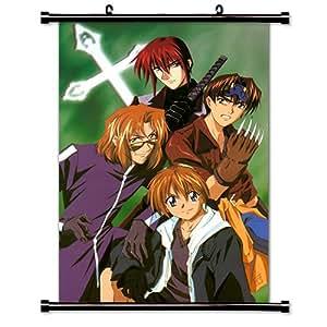 Amazon.com: Knight Hunters Anime Fabric Wall Scroll Poster