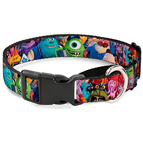 buckle-down-monsters-university-stacked-disney-martingale-plastic-clip-collar-large
