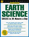 Earth Science Success in 20 Minutes a Day, Tyler Volk and LearningExpress Staff, 1576854965