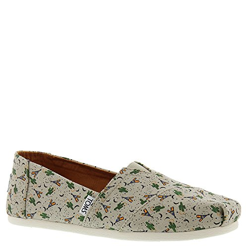 TOMS Women's Classics Oxford Tan Teepee Loafer
