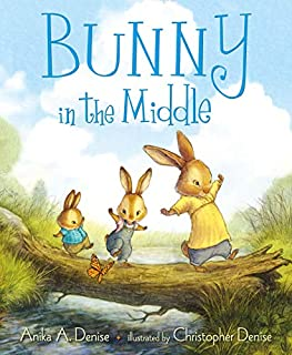 Book Cover: Bunny in the Middle