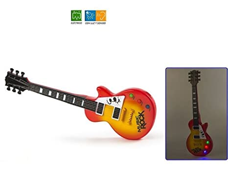 Guitarra Electrica Music Rock