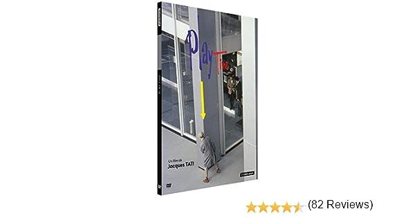 Playtime [Francia] [DVD]: Amazon.es: Jacques Tati, Barbara Dennek, Jacqueline Lecomte, Valérie Camille, Henri Piccoli, Rita Maiden, Jacques Tati, Jacques Tati, Barbara Dennek: Cine y Series TV
