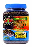 Zoo Med Natural Aquatic Turtle Food, Hatchling Formula, 8-Ounce
