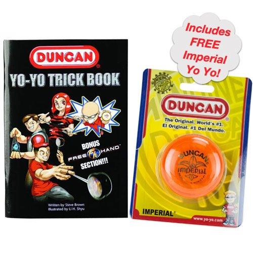 Duncan Toys Yo-Yo Trick Book - 60 Tricks, Step by Step Yo-Yo Instructional by Yo-Yo Master Steve Brown (Promotional Yo Yos)