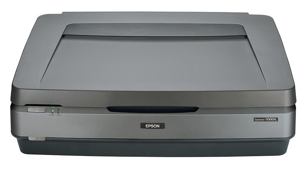 Epson E11000XL-PH Photo Scanner (Certified Refurbished)