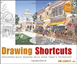 Drawing Shortcuts, Jim Leggitt, 0470435488