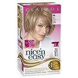 Clairol Nice 'n Easy Foam Hair Color 9A Light Ash Blonde 1 Kit