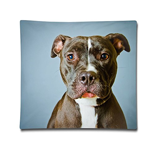 Phyllis Walker Pillow Shams Old Dog Square Throw Pillow Case Cotton Decorative Pillowcase Cushion Cover For Sofa Bedroom 18