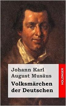 Book Volksmärchen der Deutschen (German Edition)