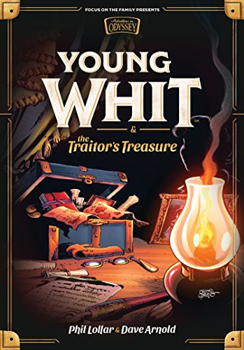 (Young Whit and the Traitor's Treasure)