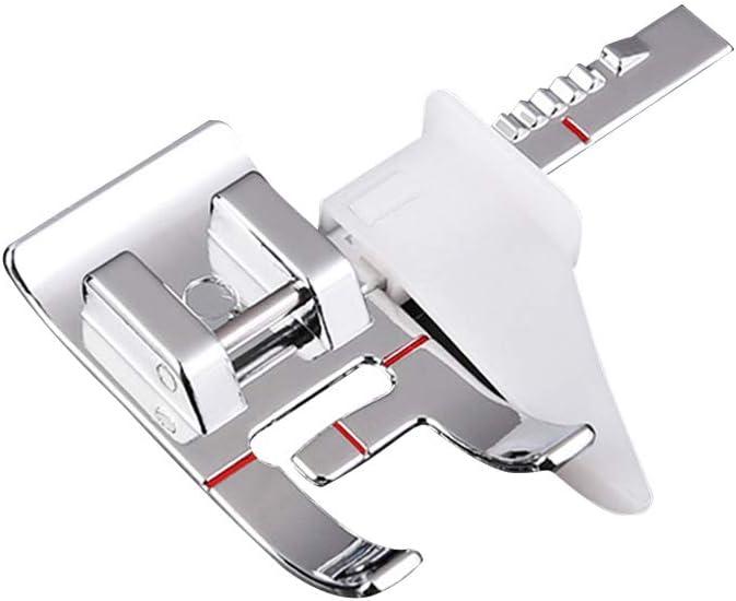 SUPVOX Máquina de coser de guía ajustable universal Prensatelas ...