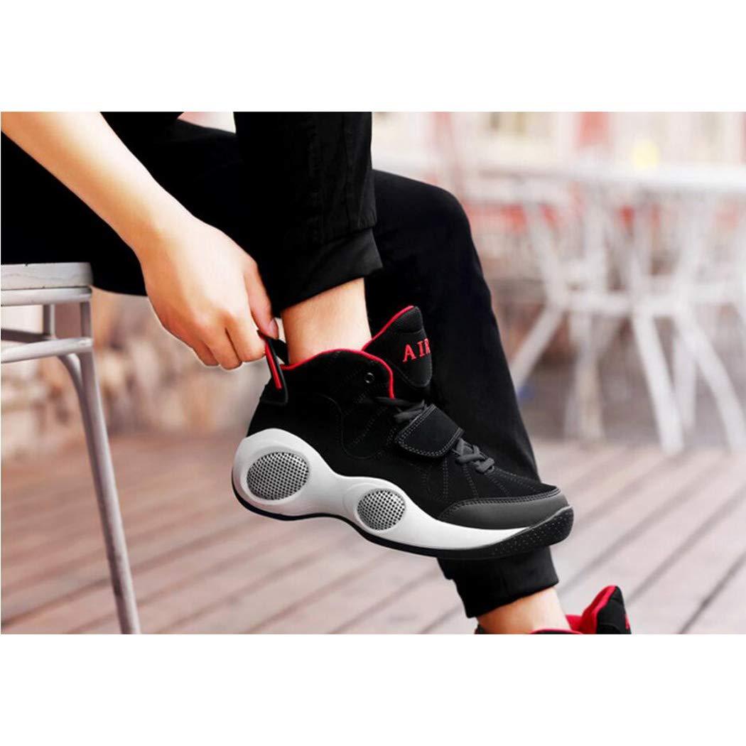 Zxcvb Hoch, um Sport-Basketball-Schuhe der großen Größe zu Helfen Helfen Helfen Breathable Sport-Schuhe im Freien Rutschfeste Stoßdämpfung, die Schuhe der Männer Laufen lässt f96dda