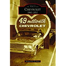 Chevrolet: 1960-2012 (Images of America)