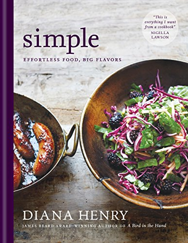 SIMPLE: effortless food, big flavours cover