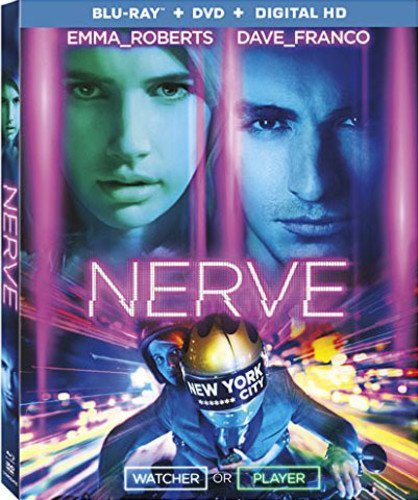 (Nerve [Blu-ray + DVD + Digital HD])