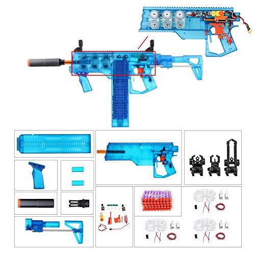 (WORKER Dominator Blaster Automatic DIY Kits Type J(Plastic flywheel)