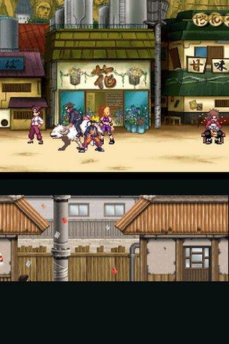 Naruto Shippuden: Naruto vs. Sasuke – Amazon Exclusive Figure Collection – Nintendo DS