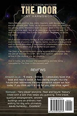 tjek mest populære billig til rabat The Door: Science Fiction Mystery: Tony Harmsworth: Amazon ...