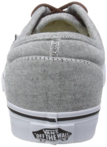 Vans U Lpe - Zapatillas unisex Gris (Gris (Oxford Black))