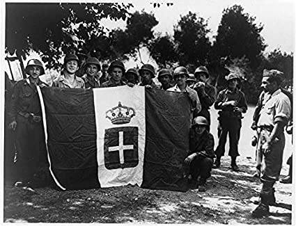 World war 2 pictures in italy