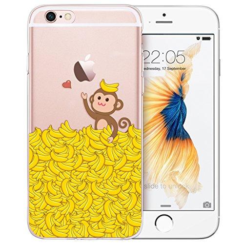 iPhone ESR Silicone Absorbent Bananaworm
