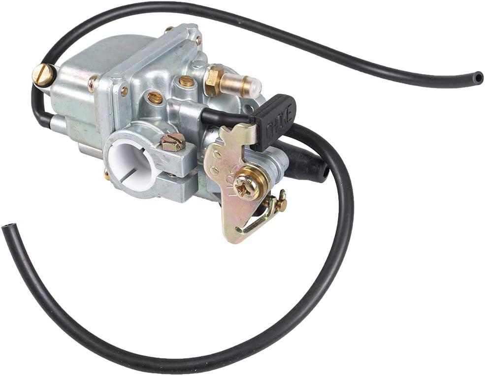 NICHE Carburetor Assembly For 1978-2006 Suzuki JR50 ALT50 Quadmaster 50 LTA50 Quadrunner LT50 13200-04431 13200-04410