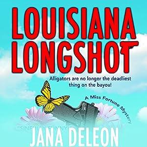 Louisiana Longshot Audiobook