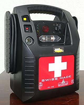 ENERGYFLO P15 - SWISS MADE JUMP STARTERS with Safety Features!
