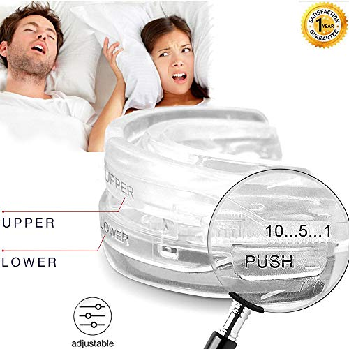 Adjustable Night Sleep Bruxism Mouthpiece product image