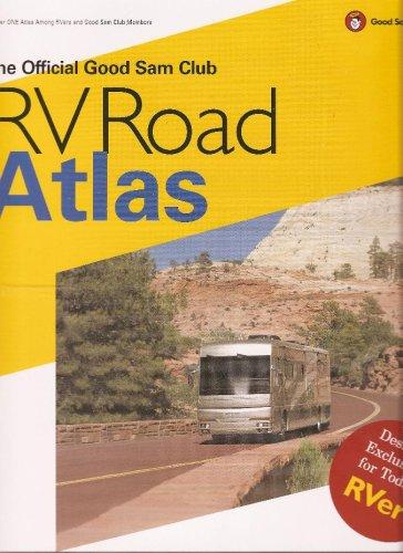 good sams rv road atlas - 1