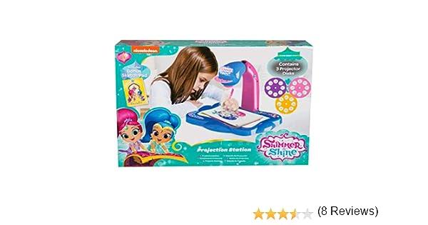 Proyector Shimmer y Shine,1unidades por pedido: Amazon.es ...