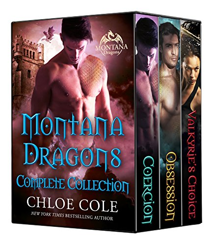 Montana Dragons Collection: A BBW Dragon Shifter Series