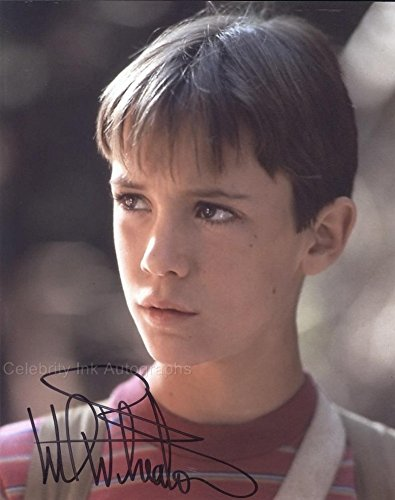 WIL WHEATON as Gordie Lachance – Stand By Me GENUINE AUTOGRAPH