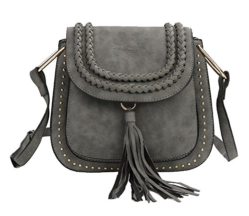 Zicac Leather Sanddle Crossbody Shoulder product image