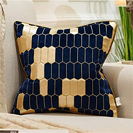 Amazon.com: applicator Nordic Luxury Cushion Cover ...