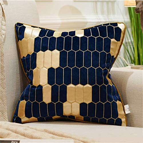 Amazon.com: applicator Nordic Luxury Cushion Cover ...