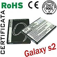 Battery for Samsung Galaxy S II, Galaxy S2, GT-I9100